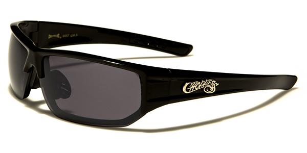 NEU Choppers Herren Damen gewickelt schmal rechteckige biker-fahrer Sonnenbrille pNgfAh